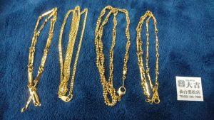 ≪金相場高騰中!≫古い指輪やネックレスは今が売り時(`・ω・´)👍✧買取専門店 大吉 仙台黒松店にお任せ✧