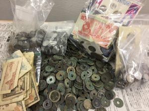 古銭の買取なら大吉 円山公園店にお任せ下さい!