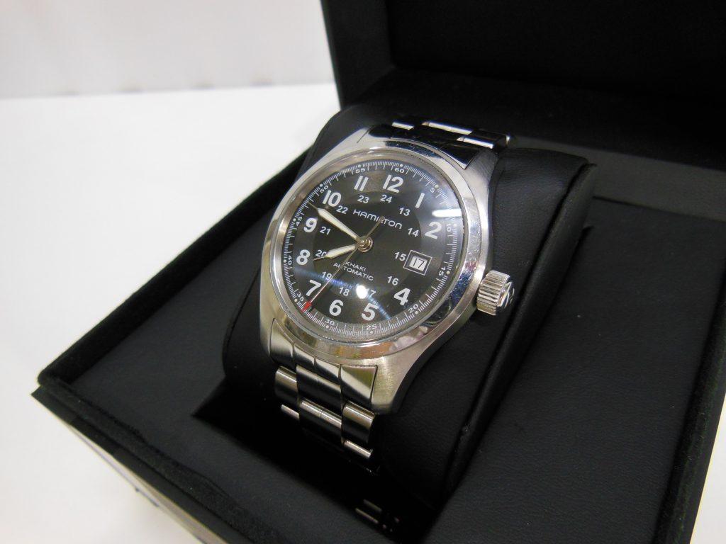 豊田市の時計・ハミルトン買取は、大吉豊田店にお任せください★
