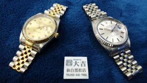 ROLEXやOMEGAなど、高級ブランド時計を積極お買取りします⌚✧ぜひ買取専門店 大吉 仙台黒松店へお任せください✧