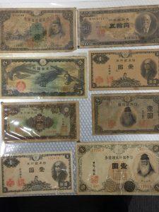 古い紙幣、古銭を処分する前に、買取専門店大吉まで!!