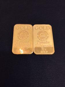 大吉川越店は 金塊 インゴット 貴金属 もお買取りします!