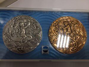 記念メダルの買取もお任せください!大吉アピタ富士吉原店です!