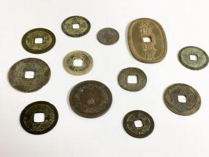 ブログ古銭