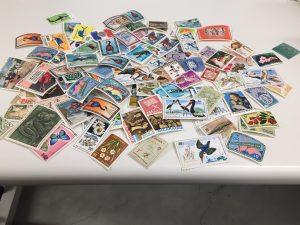 海外切手,高価買取,新宿