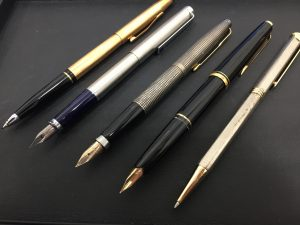 《ボールペン・万年筆》買取ます!大吉イズミヤ西神戸店で無料査定!