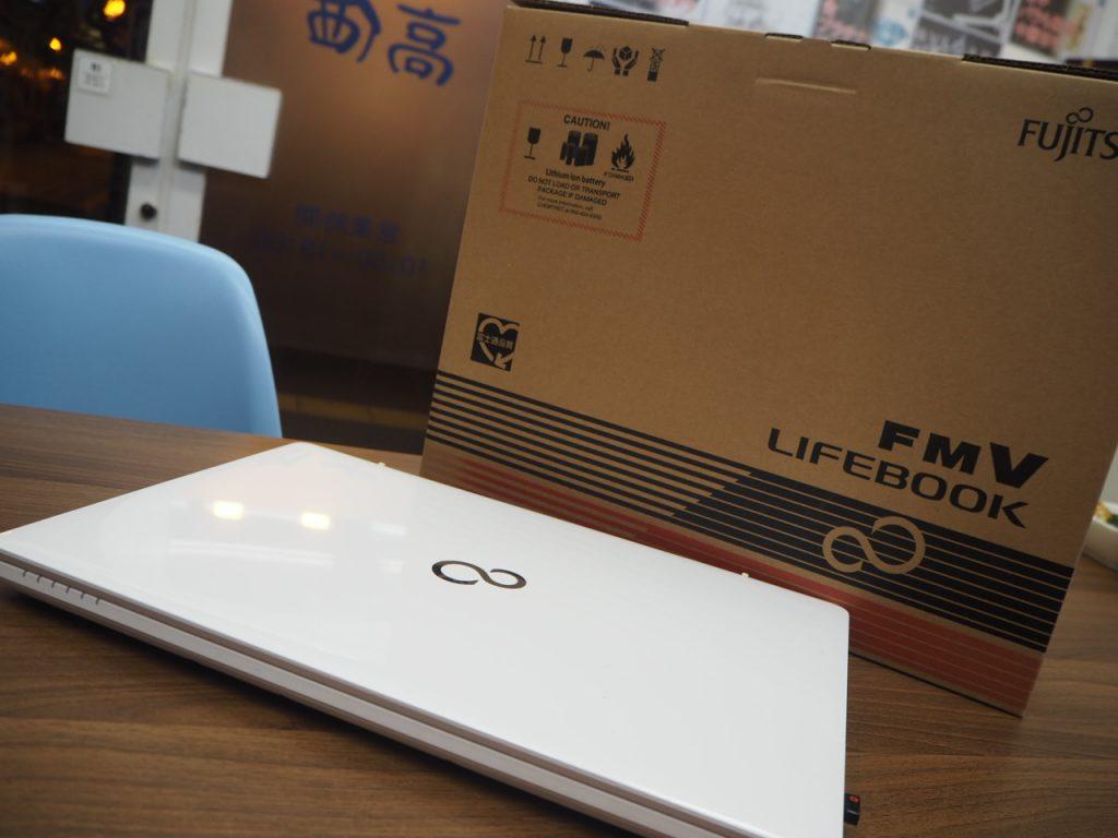パソコン ノートパソコン 買取 浜松市 FMV