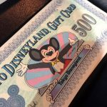 東京ディズニーランド ギフトカード