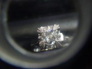 大吉調布店で買取したダイヤモンド リング