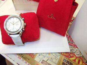 ブランド時計・OMEGA買取!姶良市・買取専門店大吉タイヨー西加治木店でございます。ブランド時計も本当に強いんですね。
