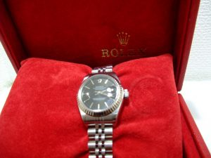 買取専門店大吉 桶川マイン 店 ロレックス レディース 腕時計 お買取りしました。