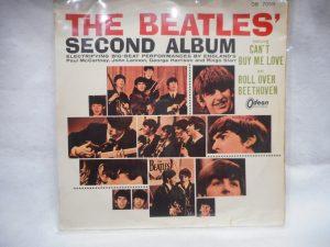 ビートルズのレコード