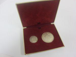 大吉本八幡店、東京オリンピック1000円銀貨セットをお買取り致しました!