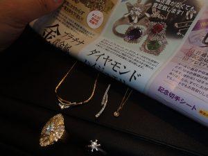 本日買取!ダイヤモンド買取なら大小品位関わらず!姶良市・買取専門店大吉タイヨー西加治木店。宝石をよくご存知のお客様ほど、大吉をご相談相手としてご選択頂いております。