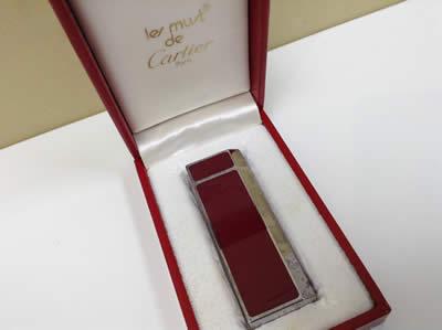 Cartier(カルティエ)のライターお買取りします!大吉イズミヤ京都白梅町店