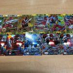 スーパー戦隊バトル ダイスオー カードダス