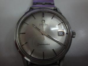 大吉調布店で買取したオメガのブランド時計