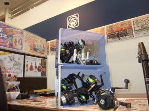 「釣り道具も買取しちょっけ~?」にしっかりお応え出来るのが!何を隠そう!姶良市・買取専門店大吉タイヨー西加治木店でございます。