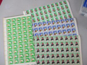 シート切手