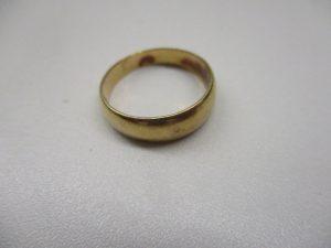 18金指輪