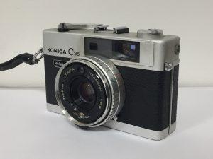 広島市南区のお客様より、フィルムカメラをお譲り頂きました!買取専門店大吉 アルパーク広島店です!