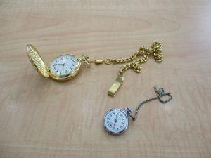 大吉松江店では懐中時計のお買取りも行なっております。