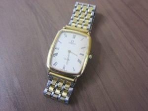 大吉本八幡店、OMEGA(オメガ)時計デビルをお買取り致しました!