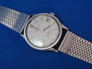 OMEGAの紳士時計をお買取りさせて頂きました。