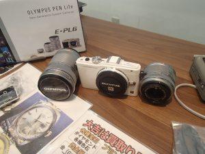 ミラーレスデジタル一眼カメラもなんと!姶良市・買取専門店大吉タイヨー西加治木店です!お客様驚き価格の買取実現でございます!