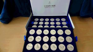 明治150年記念 千円銀貨幣プルーフ貨幣セットをお買取りです(*'ω'*)!買取専門店 大吉 仙台黒松店✧