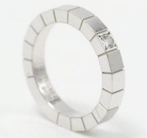 ラニエール 1Pダイヤリング