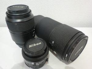 一眼レフカメラレンズの買取は☆大吉伊勢ララパーク店☆にお任せください♪
