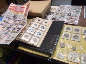 古銭の買取も断然!姶良市・買取専門店大吉タイヨー西加治木店でございます。まずわからないコインはひとまず!そのまま!お持ちください。