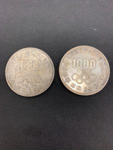 オリンピック銀貨も買取!!大吉アルパーク広島店にお任せ下さい!!