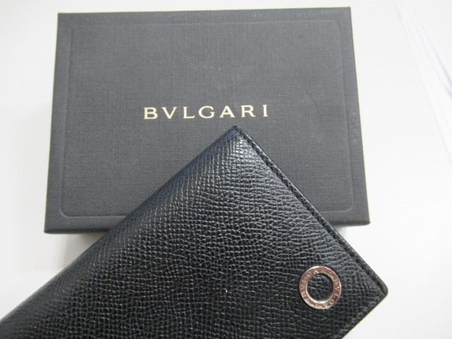 buy online f0ad9 d4f8f 綺麗なブルガリ BVLGARI カードケース 280297 を👩綺麗な常連の ...