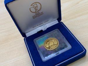 FIFA 一万円金貨 記念コイン 買取り 加古川