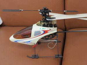 ラジコンのヘリコプターをお買取りさせて頂きました。