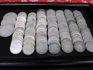 大吉本八幡店、古銭・100円銀貨をお買取り致します!
