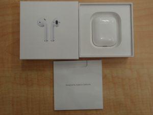 Apple Air Pods ワイヤレスイヤホンをお買取り!大吉ゆめタウン八代店