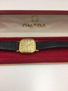 OMEGAの時計のお買取は大吉あすみが丘ブランニューモール店へ!!