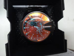 大吉調布店で買取したディーゼルの時計