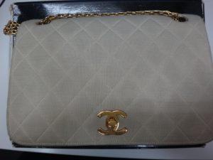 大吉調布店で買取したシャネル (CHANEL) のバッグ