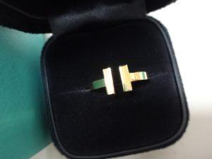 大吉調布店で買取したティファニーのリング