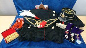 戦後のレトロ品、アンティーク品ありませんか?当時のバッジ、勲章、軍服など。ぜひ買取専門店 大吉 仙台黒松店へ(`・ω・´)✧