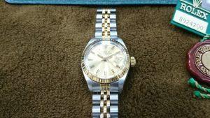 ROLEXデイトをお買い取りしました\(^o^)/大切なブランド時計、お任せください!買取専門店大吉イオンタウン仙台泉大沢です!