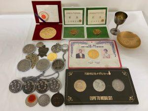 記念メダルも買取します!大吉アルパーク広島店!!