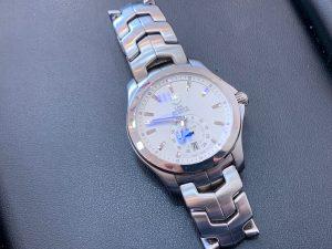 タグホイヤー リンクキャリパー 時計 ブランド時計 買取り 加古川