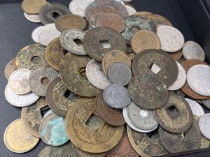 古銭 穴銭 買取り 加古川