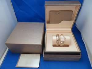 本日はブルガリのレディース時計をお買取りさせて頂きました。