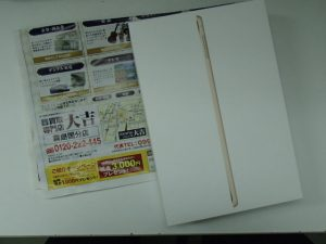 iPhoneに続き、iPad miniのお買取!霧島市の買取専門店大吉霧島国分店です!